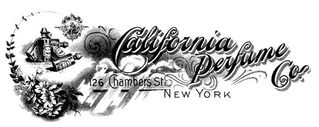 Logo California Perfume Company