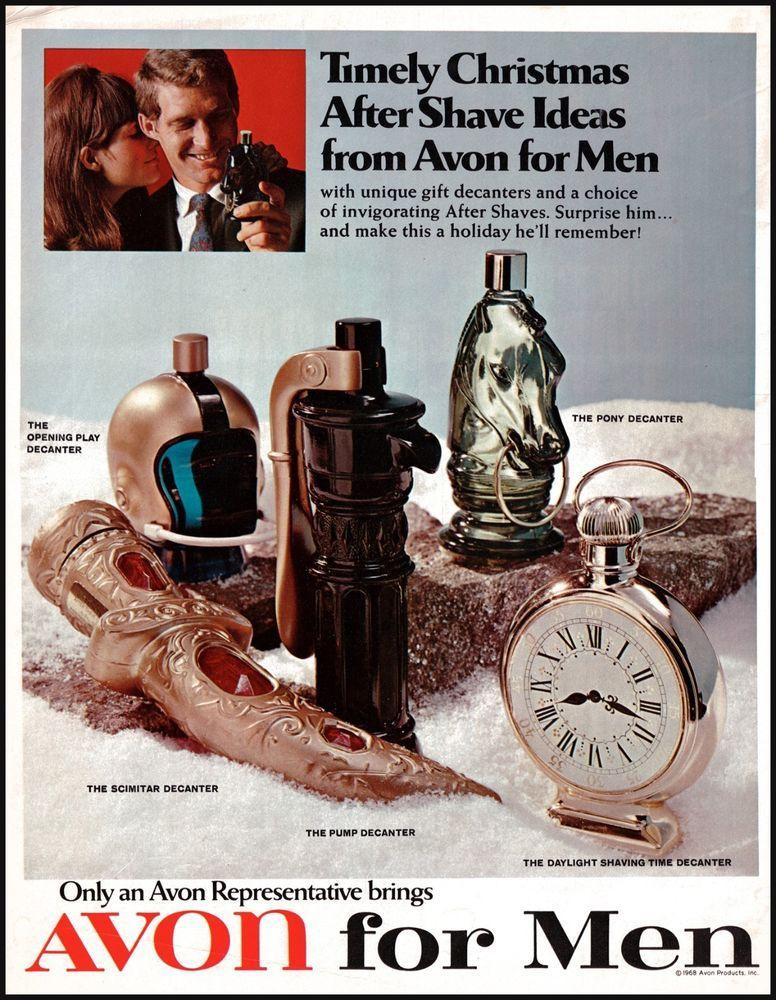 Publicité Avon