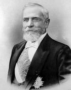 Le Président Emile Loubet.