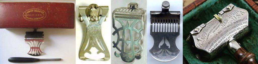 Fontaine, Astor, Augsute Bain, Éléphant, Kampfe Bros.