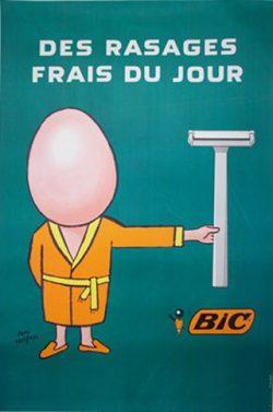 Bic - Publicité