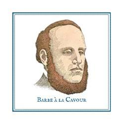 Barbe à la Cavour